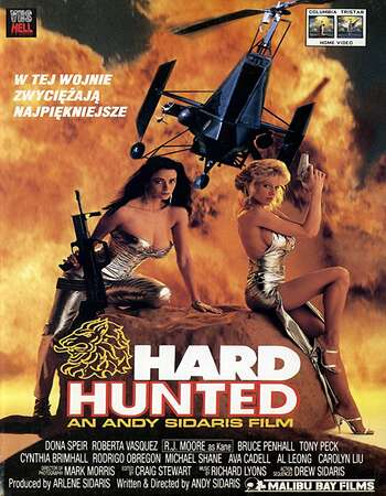 Hard Hunted 1993 Hindi Dual Audio 300MB UNRATED BluRay 480p ESubs