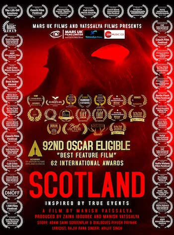 Scotland 2020 Hindi 480p WEB-DL 300mb