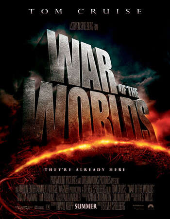 War of the Worlds 2005 Hindi Dual Audio 350MB BluRay 480p ESubs