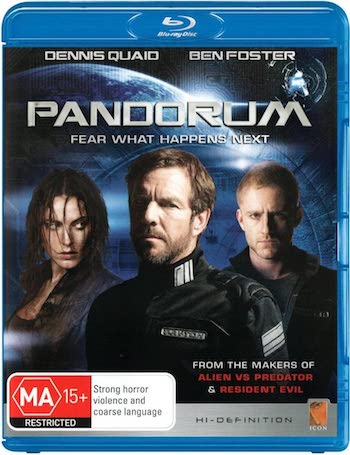 Pandorum 2009 Dual Audio Hindi 480p BluRay 350mb