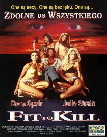 Fit to Kill 1993 Hindi Dual Audio 300MB UNRATED BluRay 480p ESubs