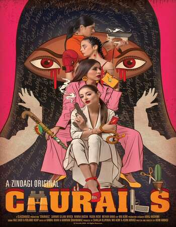 Churails 2020 Hindi Season 01 Complete 720p HDRip ESubs