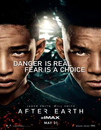 After Earth 2013 Hindi Dual Audio 300MB BluRay 480p ESubs