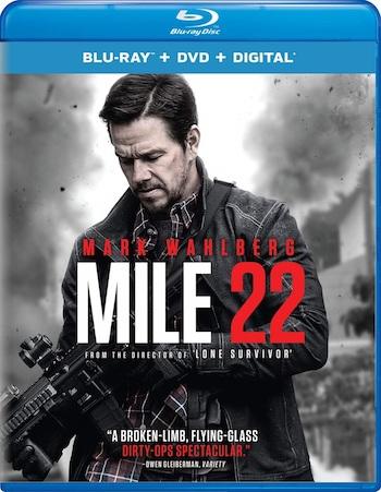 Mile 22 (2018) Dual Audio Hindi Bluray Movie Download