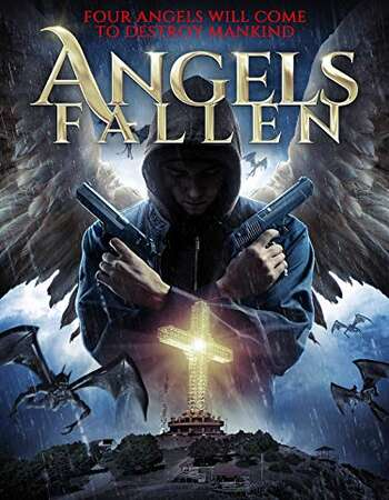 Angels Fallen 2020 Hindi Dual Audio 280MB Web-DL 480p ESubs