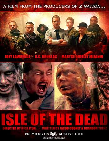 Isle of the Dead 2016 Hindi Dual Audio 720p Web-DL ESubs