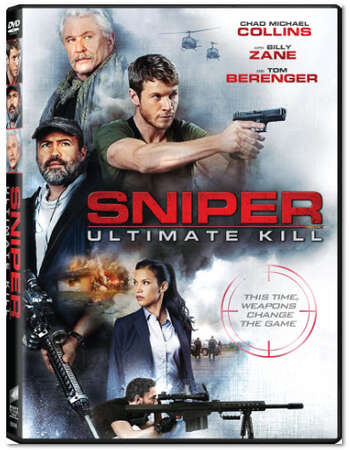 Sniper Ultimate Kill 2017 Hindi Dual Audio 720p BluRay ESubs