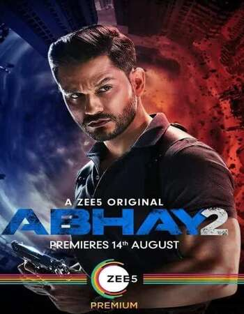 Abhay 2 2020 Hindi Season 02 Complete 720p HDRip x264