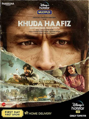 Khuda Haafiz 2020 Hindi 480p WEB-DL 350MB