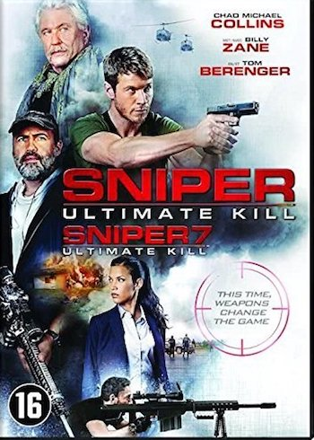 Sniper Ultimate Kill 2017 Dual Audio Hindi 720p BluRay 800mb