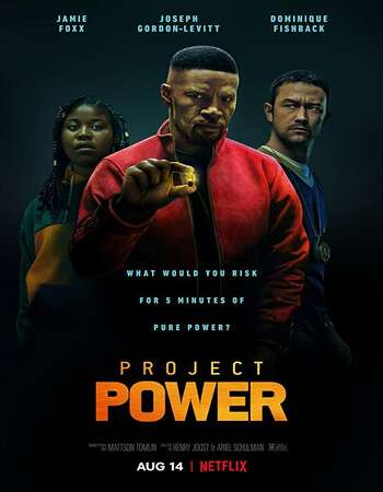 Project Power 2020 Hindi Dual Audio 600MB Web-DL 720p MSubs HEVC