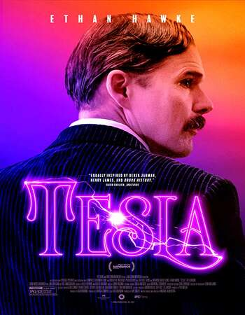 Tesla 2020 English 720p Web-DL 850MB