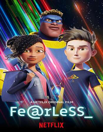 Fearless 2020 Hindi Dual Audio 450MB Web-DL 720p MSubs HEVC