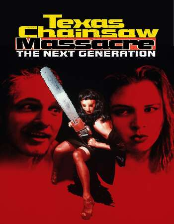 Texas Chainsaw Massacre The Next Generation 1995 Hindi Dual Audio BRRip Full Movie Download