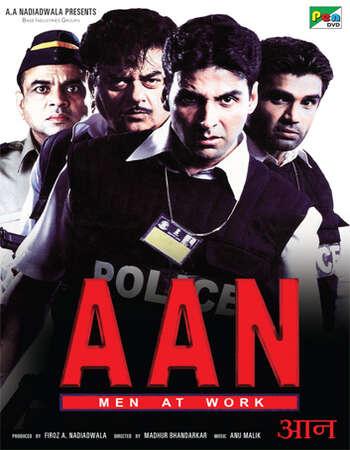Aan Men at Work 2004 Hindi 720p HDRip x264