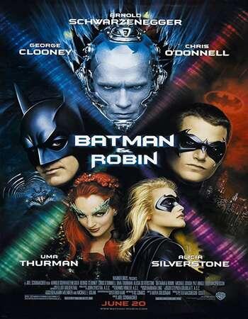 Batman And Robin 1997 Hindi Dual Audio BRRip Full Movie 480p Download