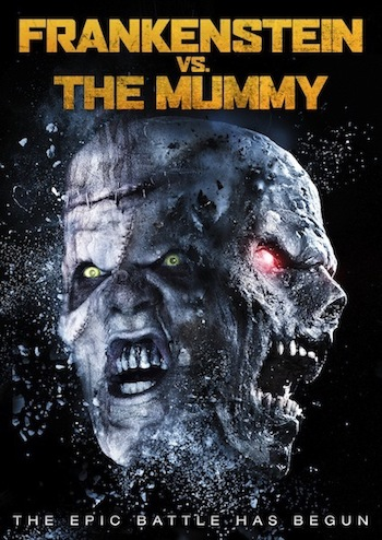 Frankenstein Vs The Mummy 2015 UNRATED Dual Audio Hindi Bluray Movie Download