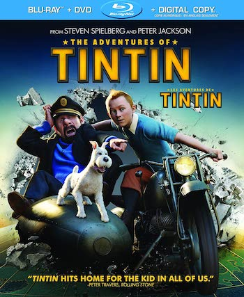The Adventures Of Tintin 2011 Dual Audio Hindi Bluray Movie Download