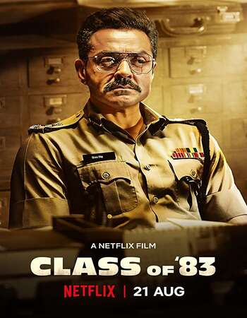 Class of 83 2020 Full Hindi Movie 1080p HDRip Download