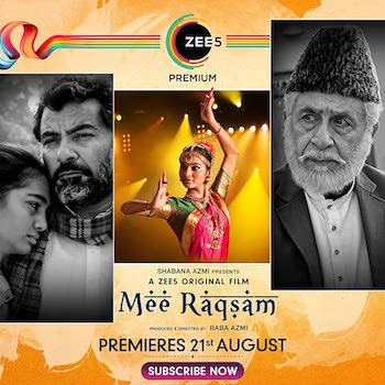 Mee Raqsam 2020 Hindi 720p WEB-DL 800mb