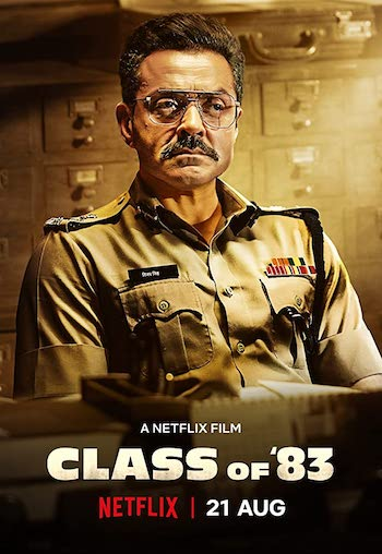 Class of 83 (2020) Hindi Full Movie Download