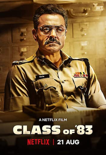 Class of 83 (2020) Hindi 720p WEB-DL 800mb