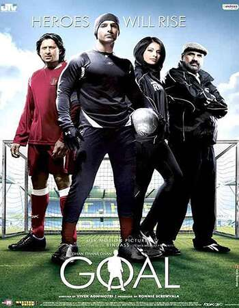 Dhan Dhana Dhan Goal 2007 Full Hindi Movie 480p HDRip Download