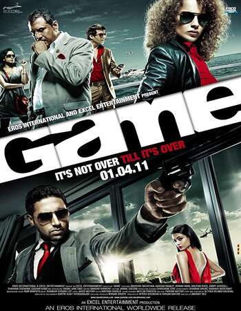 Game 2011 Full Hindi Movie 720p HDRip Download