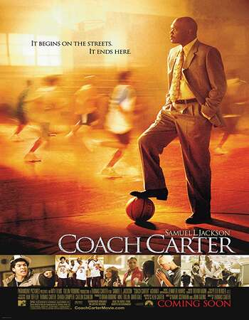 Coach Carter 2005 Hindi Dual Audio BRRip Full Movie 480p Download