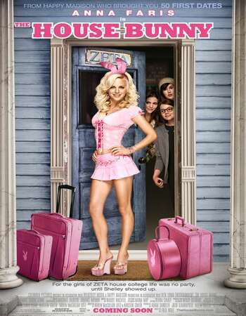 The House Bunny 2008 Hindi Dual Audio BRRip Full Movie 300MB Download