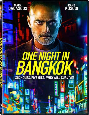 One Night in Bangkok 2020 Full English Movie 720p Download