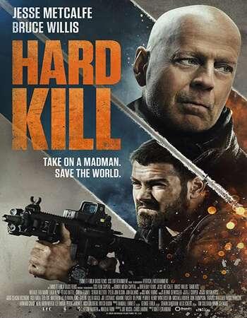 Hard Kill 2020 English 720p Web-DL 750MB ESubs
