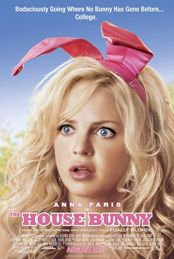 The House Bunny 2008 Dual Audio Hindi 480p BluRay 300MB