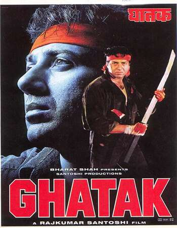 Ghatak 1996 Full Hindi Movie DVDRip Free Download