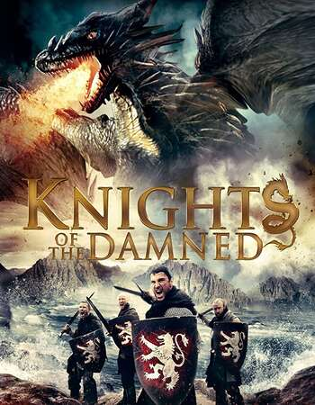 Knights of the Damned 2017 Hindi Dual Audio BRRip Full Movie 480p Download