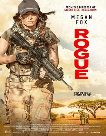 Rogue 2020 Full English Movie 480p BRRip Download