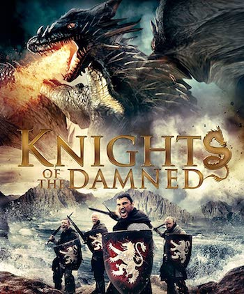 Knights of The Damned 2017 Dual Audio Hindi 720p BluRay 700MB