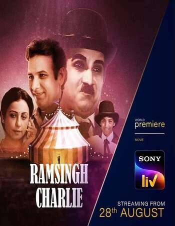 Ram Singh Charlie 2020 Full Hindi Movie 720p HDRip Download