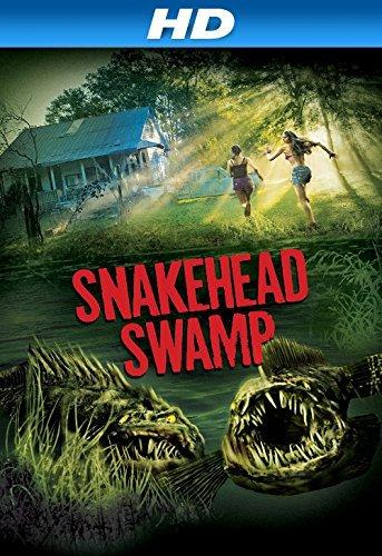 Snakehead Swamp 2014 Dual Audio Hindi 720p WEBRip 750MB