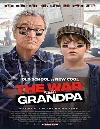 War with Grandpa 2020 English 720p Web-DL 850MB ESubs