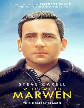 Welcome to Marwen 2018 Hindi Dual Audio 600MB BluRay 720p ESubs HEVC