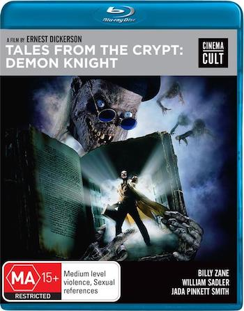 Tales From The Crypt – Demon Knight 1995 Dual Audio Hindi 480p BluRay 300mb