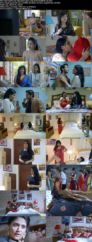 Charmsukh (Sex Education) 2020 Hindi S01 ULLU WEB Series 720p HDRip x264