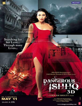 Dangerous Ishhq 2012 Full Hindi Movie 720p HDRip Download