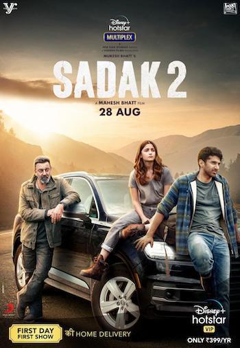 Sadak 2 2020 Hindi Full Movie Download