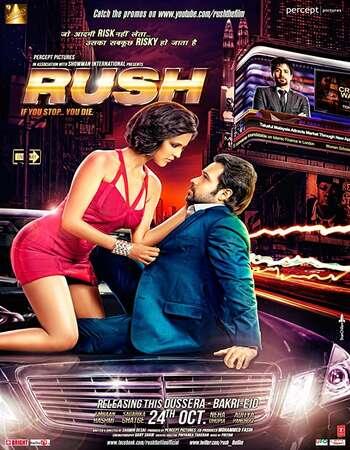 Rush 2012 Full Hindi Movie 720p HDRip Download