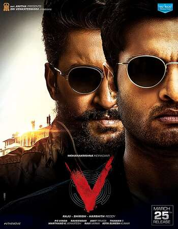 V 2020 Full Telugu Movie HDRip Download