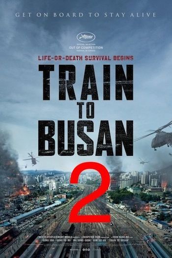 Train to Busan 2 Peninsula 2020 Korean 720p WEB-DL 850MB ESubs