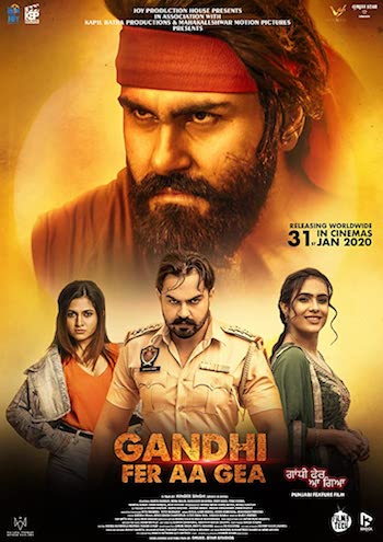 Gandhi Fer Aa Gea 2020 Punjabi Movie Download