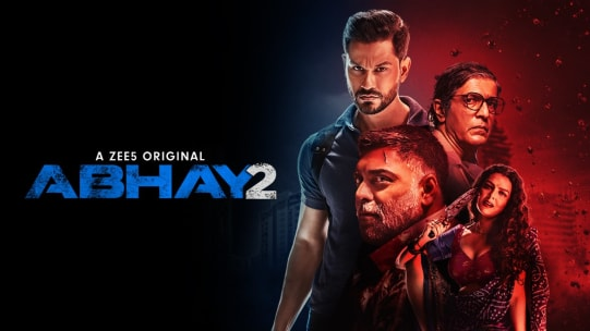 Abhay S02 Hindi 720p 480p WEB-DL 1.5GB